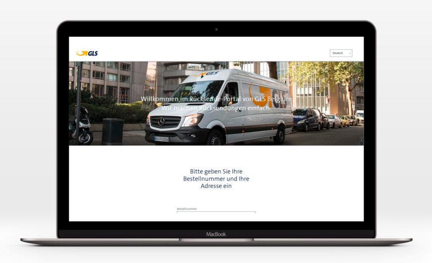 GLS mit neuem Online-Portal für internationale Paketretouren