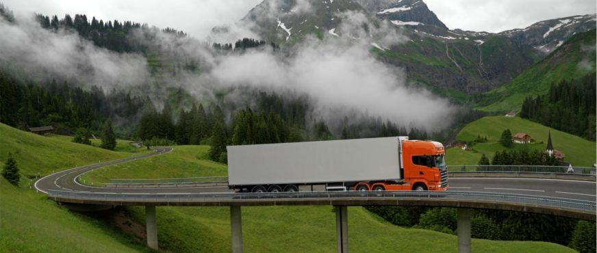 Deutlich weniger Aufträge im österreichischen Straßengüterverkehr