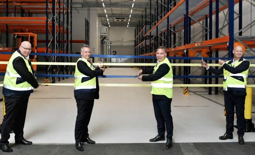 "Neues ""Lufthansa Cargo Pharma Hub Munich"" eröffnet"