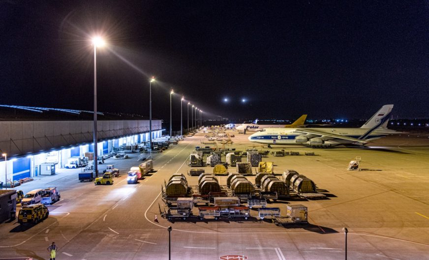 Leipzig/Halle Airport festigt Position als Cargo-Drehkreuz