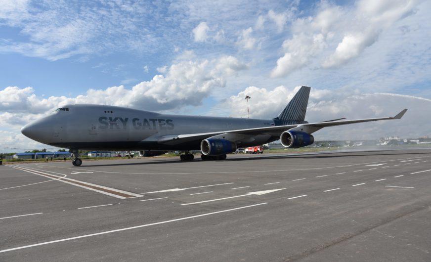 Sky Gates fliegt neu von Frankfurt-Hahn nach Moskau-Zhukovsky