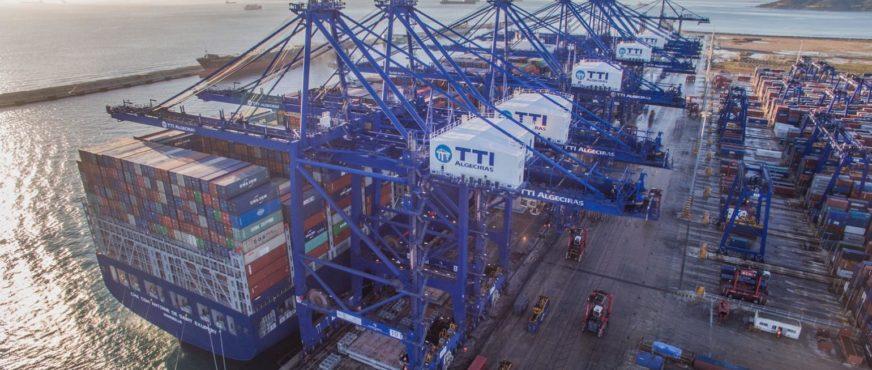 TTI Algeciras: Reederei HMM holt CMA CGM an Bord