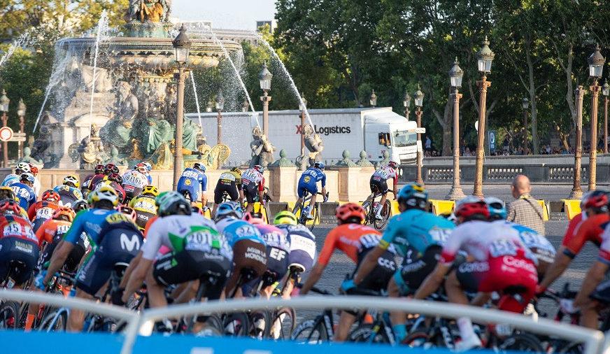 XPO Logistics: 40 Jahre Tour de France-Transportpartner