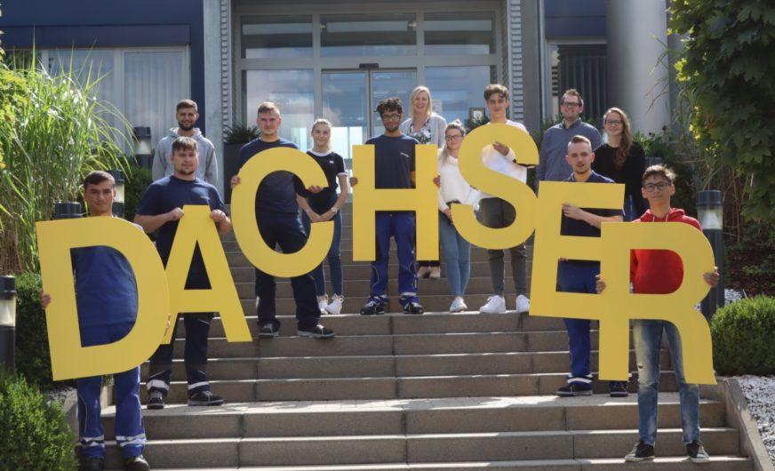 Bei Dachser Austria beginnen 26 Auszubildende ihre Berufslaufbahn