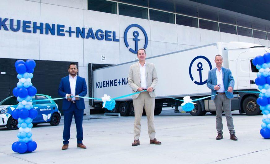 Kühne+Nagel; Neue Pharma-Luftfrachthubs in Brüssel und Johannesburg
