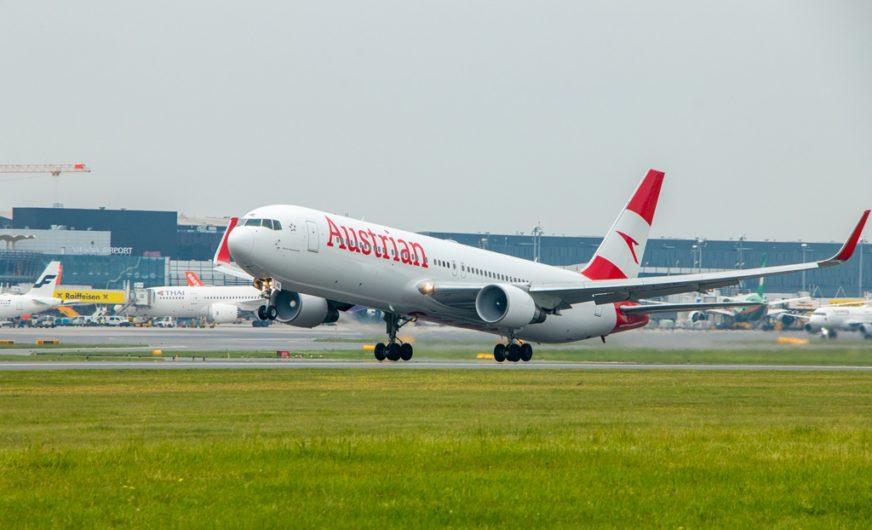 Austrian Airlines steht vor Comeback auf der Route Wien-Shanghai