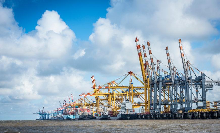 Containerterminal Bremerhaven soll noch leistungsfähiger werden