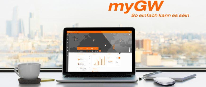 Gebrüder Weiss stellt neues Kundenportal online