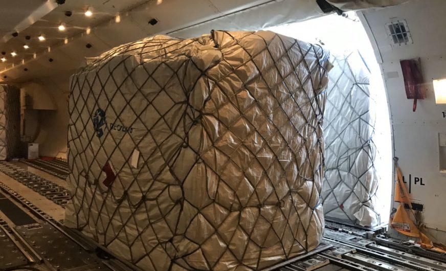 Geodis integriert Korridor Asien – Europa in den AirDirect-Dienst