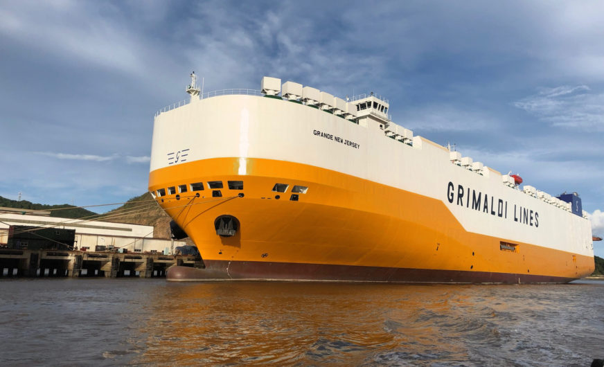 Grimaldi Group stärkt Mittelmeer-Nordamerika-Dienst