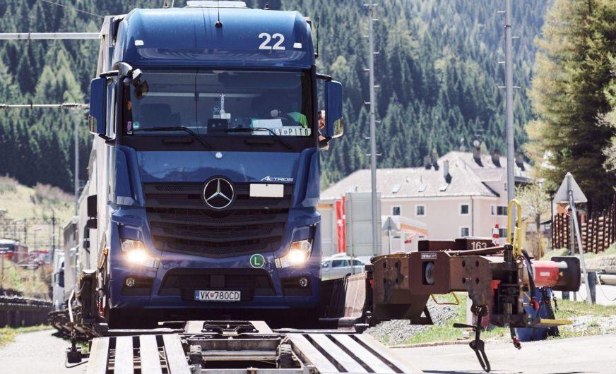 ÖBB Rail Cargo Group senkt ROLA Preise auf der Brennerachse