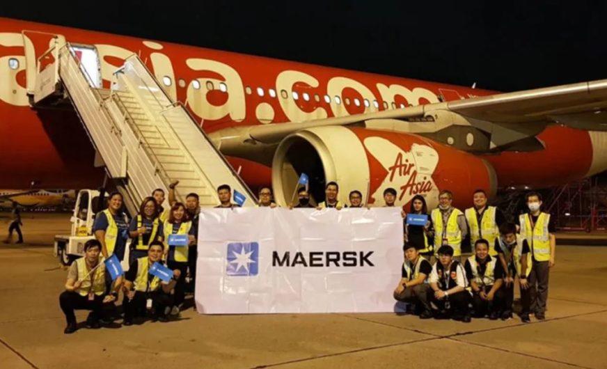 Maersk wird Integrator der Containerlogistik mit Mehrwertdiensten