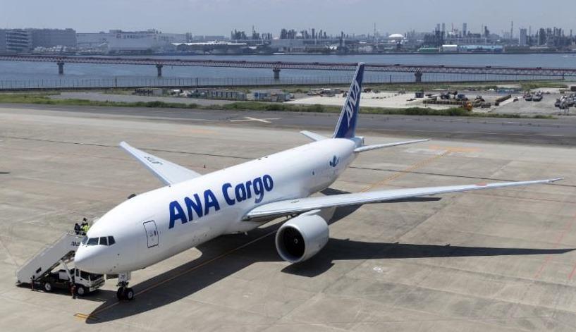 ANA kommt erstmals mit Frachtlinienflügen nach Europa