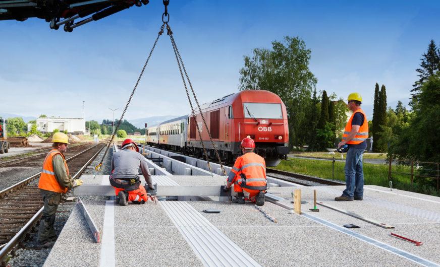 Größtes Bahnpaket aller Zeiten in Österreich auf Schiene