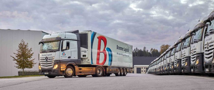 Brummer Logistik realisiert Großinvestition im Innviertel