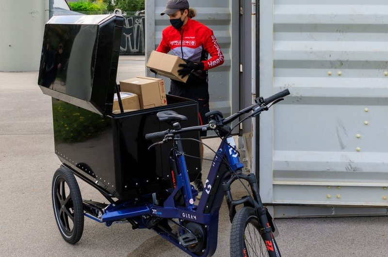 Wien arbeitet an der klimafreundlichen Paketzustellung