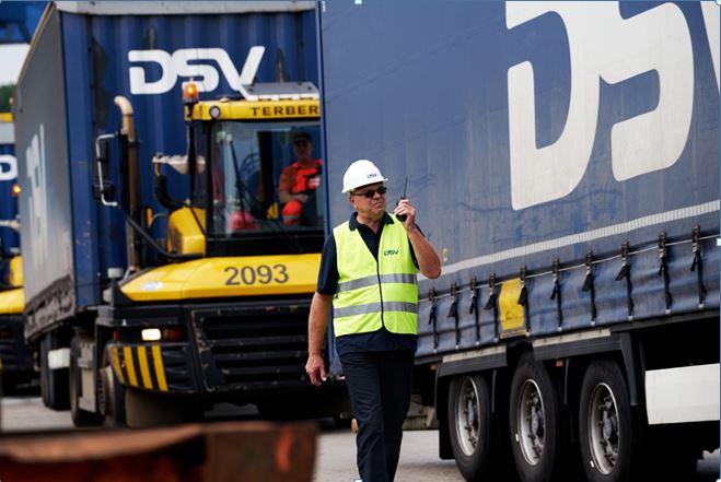 DSV: Neuer Trailer-Service auf der Achse UK – CEE