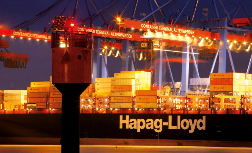 Hapag-Lloyd verzeichnet deutlich höhere Nachfrage