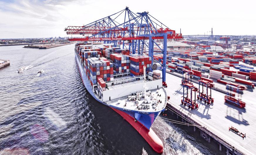 Hamburger Hafen profitiert von Neuregelung bei der Einfuhrumsatzsteuer