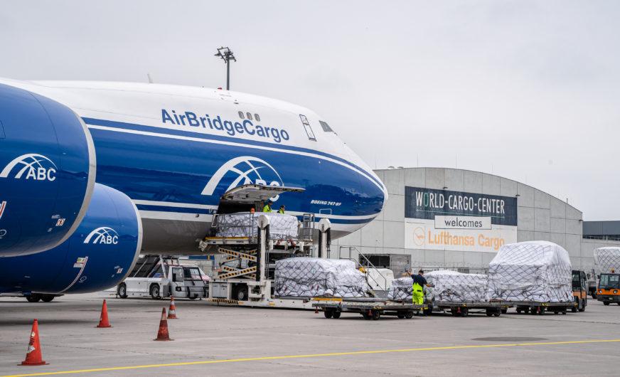 Leipzig/Halle Airport: Weiter deutliches Wachstum im Segment Cargo
