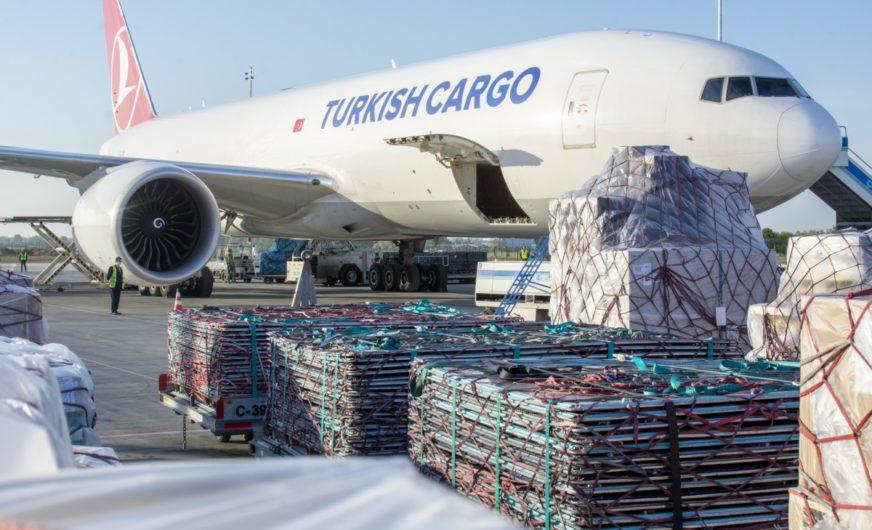 Budapest Airport wird Osteuropa-Drehkreuz von Turkish Cargo