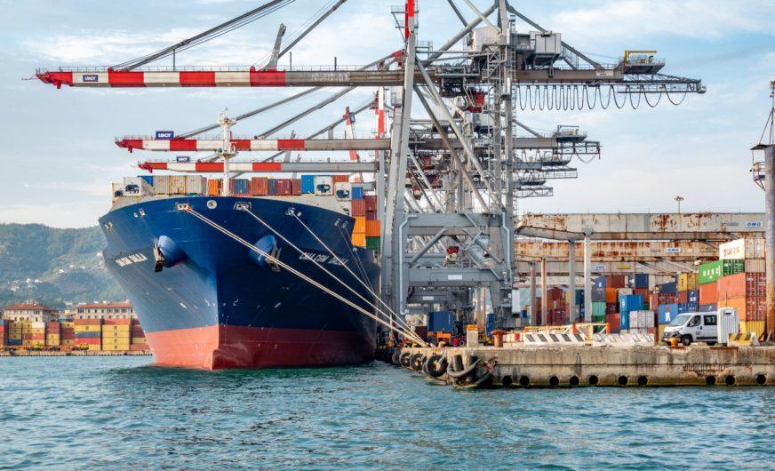 Contship Italia strebt nach Gleichgewicht im Intermodalverkehr