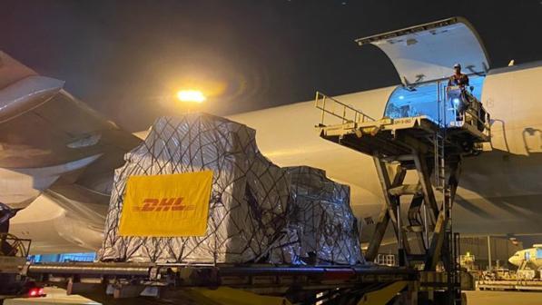 DHL-Station in Wien bleibt Luftfracht-Maßstab für Pharmatransporte