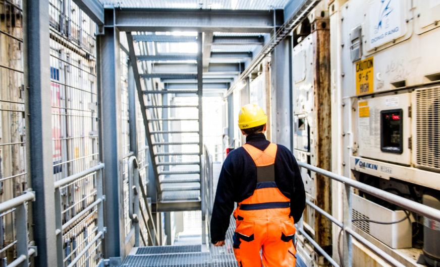 Antwerpen ist weltweit erster Seehafen mit GDP-Leitlinien