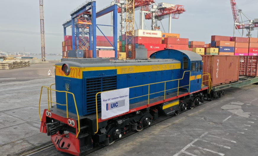 HHLA startet eigene Intermodal-Operationen in der Ukraine