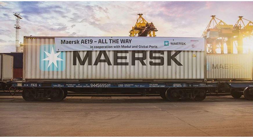 Maersk verdoppelt Kapazität der Asien-Europa-Linie AE19