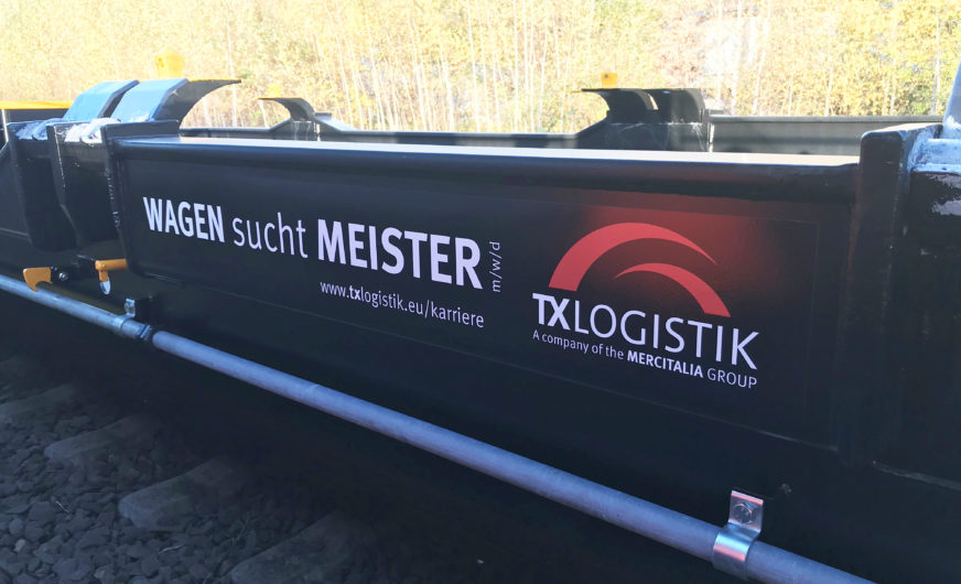 TX Logistik investiert in neues Intermodal-Equipment