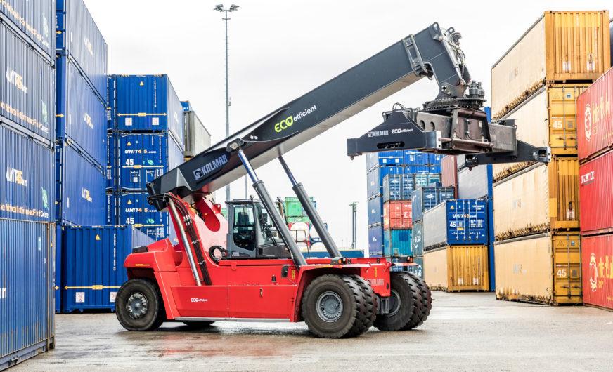 Piattaforma Logistica Trieste setzt auf Kalmar Eco Reachstacker