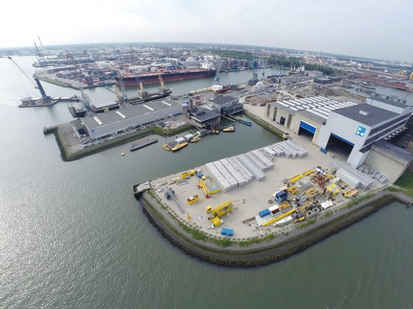 Ipsen-Geschäft in Belgien geht an Broekman Logistics