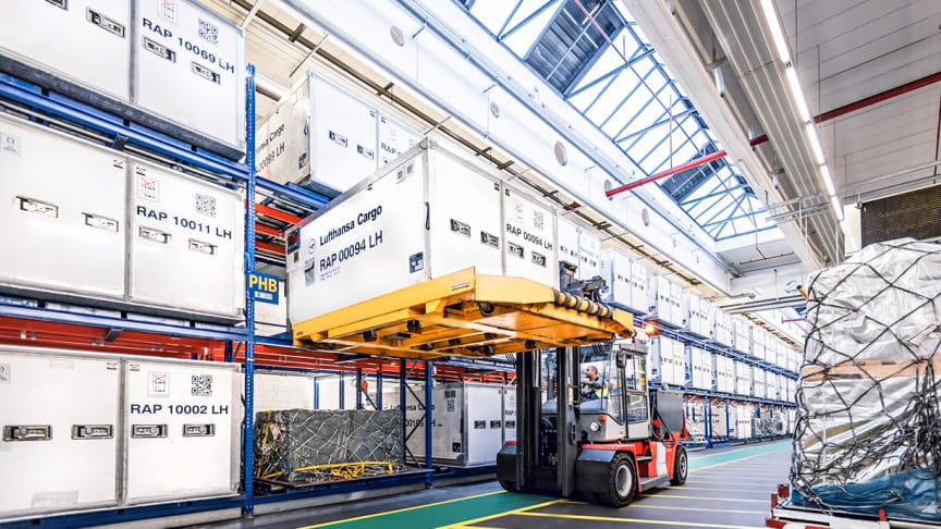 Lufthansa Cargo: Neues Premium-Produkt für Covid-19-Impfstoffe