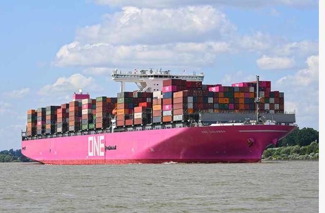 ONE chartert sechs Mega-Carrier mit mehr als 24.000 TEU Kapazität
