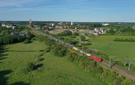 Neuss – Wels: Kombiverkehr erhöht die Verkehrsfrequenz
