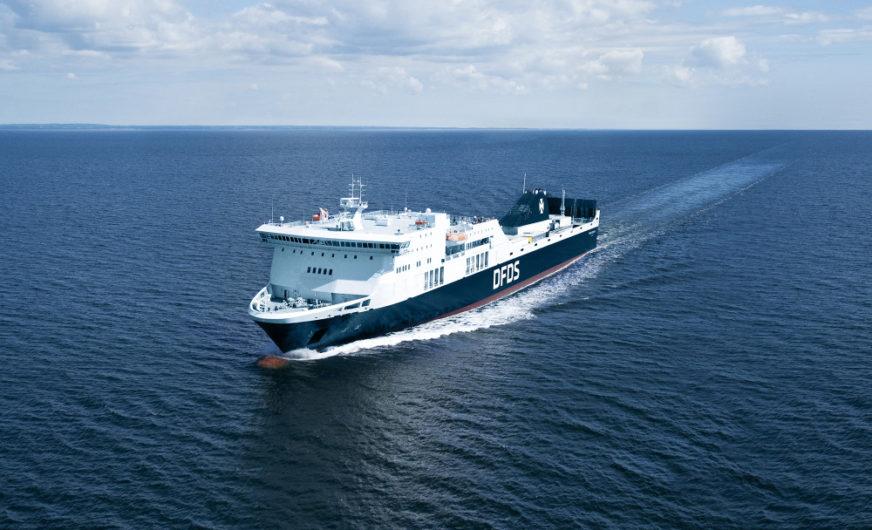 DFDS eröffnet Direktverbindung EU – Irland