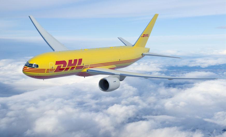 DHL Express kauft acht zusätzliche Boeing 777F