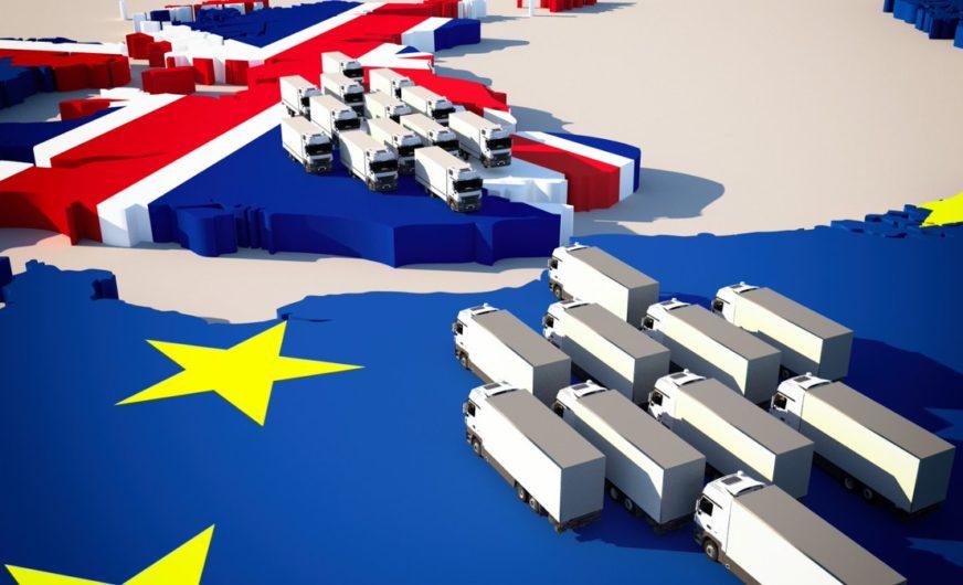 Nach Brexit bis zu 80 Prozent falsch deklarierte Sendungen im UK-Verkehr