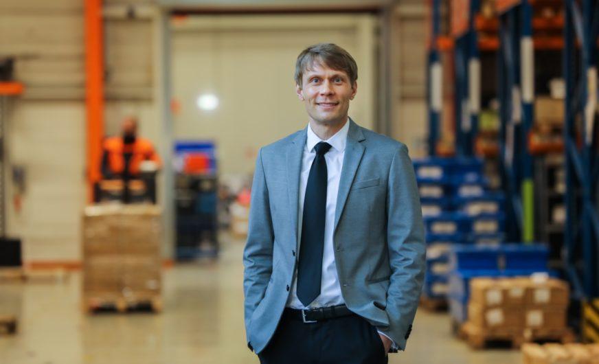 Gebrüder Weiss Esslingen will mit exzellenten Services weiter wachsen