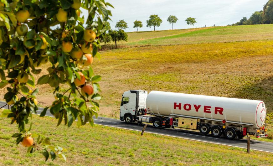 Hoyer Group rüstet sich mit Contract Division für die Zukunft