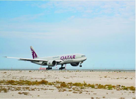 Qatar Airways Cargo erweitert Flotte um drei neue B 777-Frachter