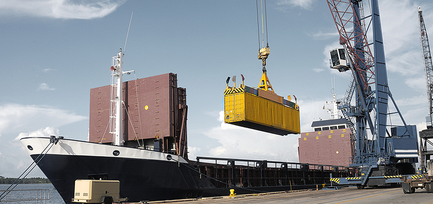 Asien – Europa: Alternativlösung für die Containerlogistik