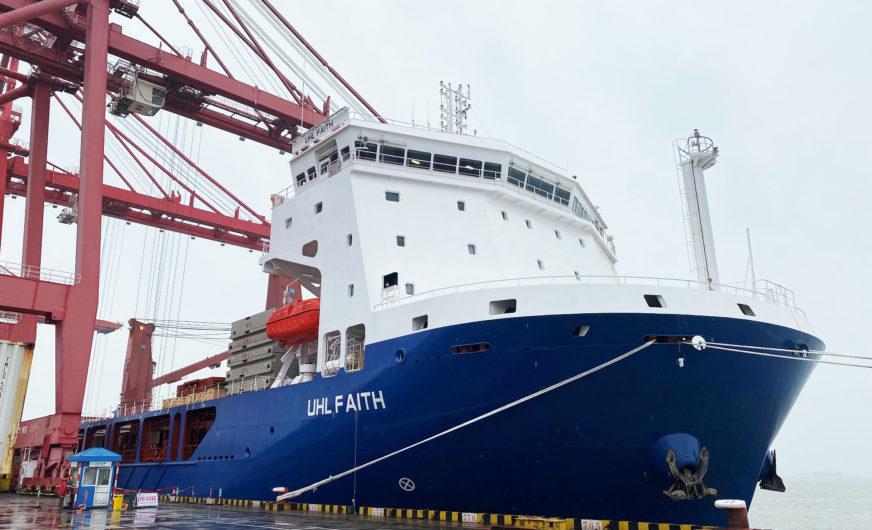 Geodis chartert Tonnage auf der Route Asien – Europa