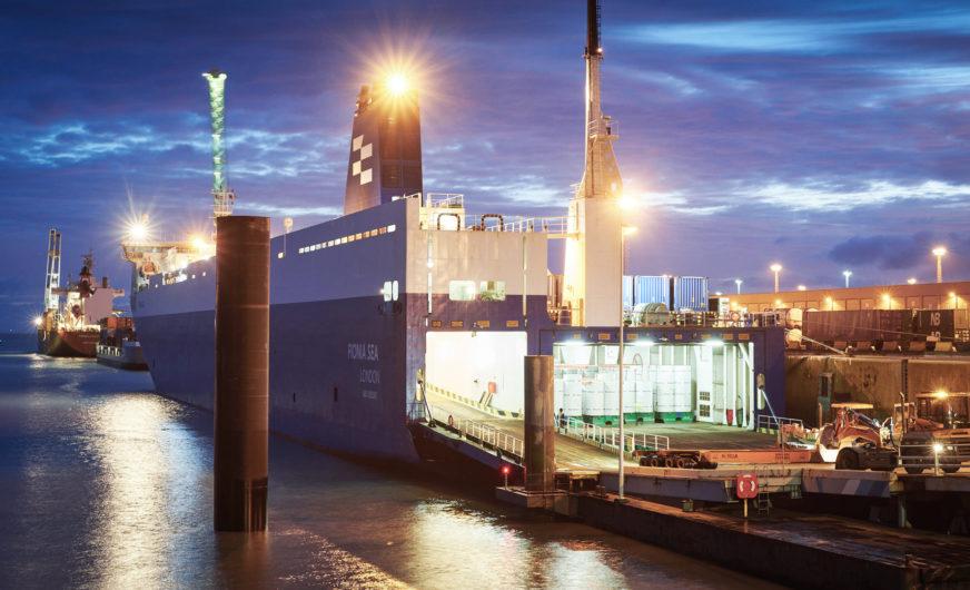 Hafen Lübeck: Neue Linie nach Vaasa in Finnland