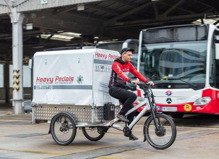 Bis zu 1.000 Euro Förderung für (E-)Transportfahrräder