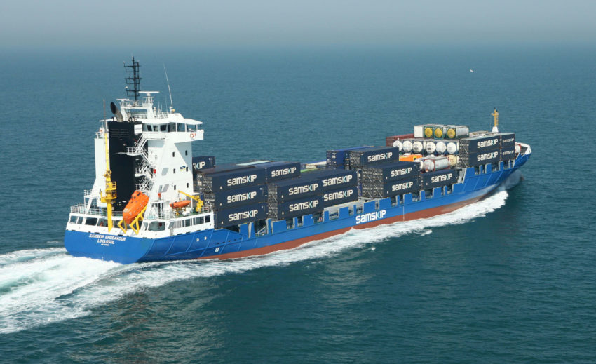 Hull – Rotterdam: Neuer Samskip-Sammelgutdienst