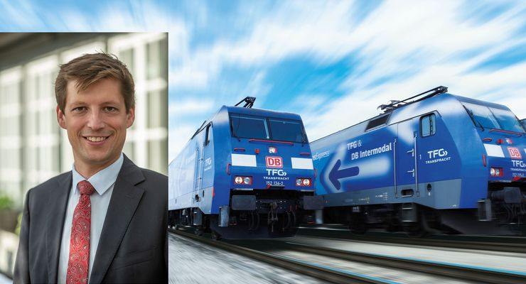 Philipp Best ist neuer Leiter Vertrieb der TFG Transfracht