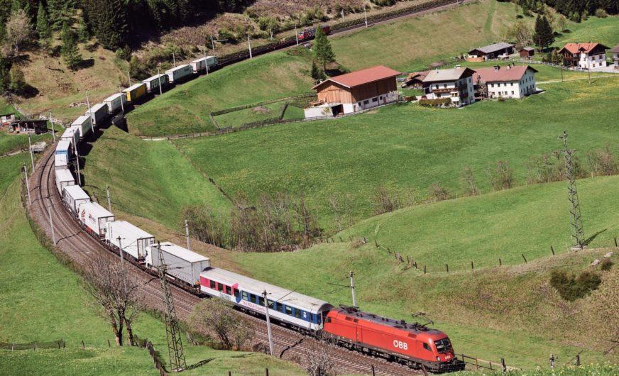 ÖBB-ROLA Wörgl – Trento nimmt kräftig Fahrt auf