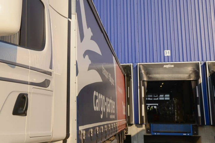 Erste cargo-partner Niederlassung in Nordmazedonien